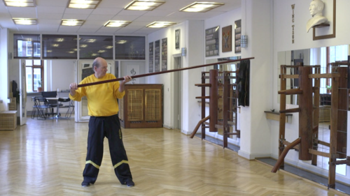 Power Drills - Wing Tsun Long Pole - Luk Dim Boon Kwan
