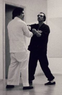First teacher of Wing Tsun in Denmark